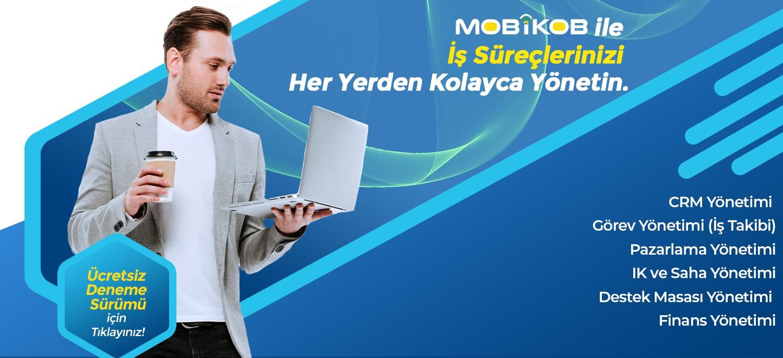 MobiKoB İş Süreçleri